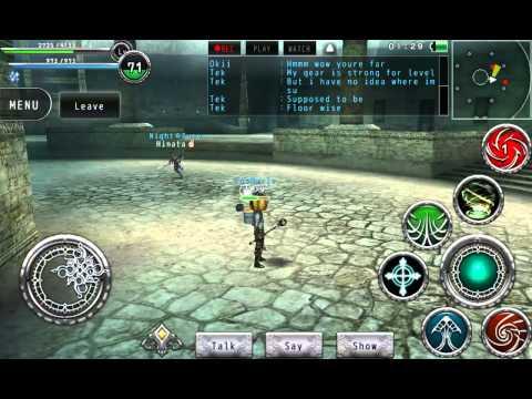 Avabel Online PvP: Geo Dancer Vs. Battle Dancer #20