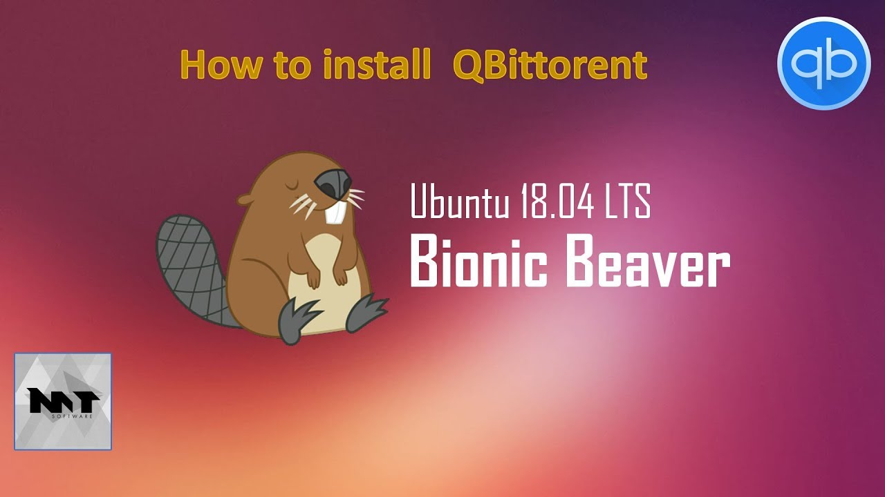 How to install QBittorent 4 0 4 on Ubuntu 18 04