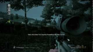 Operation Flashpoint 2: Dragon Rising (PS3) Gameplay