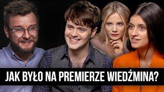 Premiera Wiedźmina i wywiady z: Yennefer, Ciri i Jaskrem - Lekko Stronniczy #1101