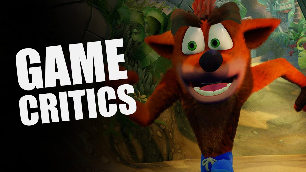 Game Critics - YouTube