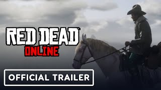 Red Dead Online - Early Access Content Trailer