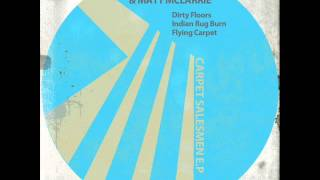 Jonathan David & Matt McLarrie - Fllying Carpet (Original Mix)