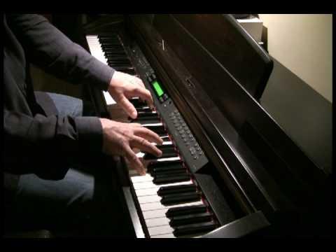Impromptu - Original Piano Composition - David LaChance Sr.avi