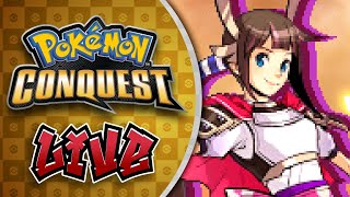 Pokemon Conquest LIVE! - #1