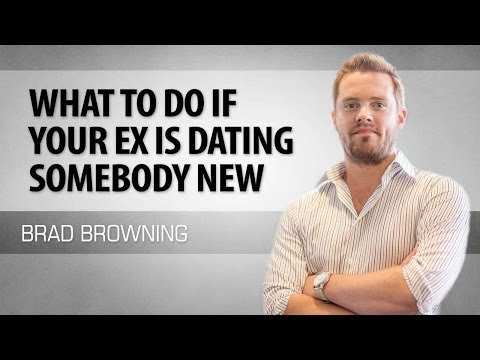 is your ex dating someone new? that could help you win them back