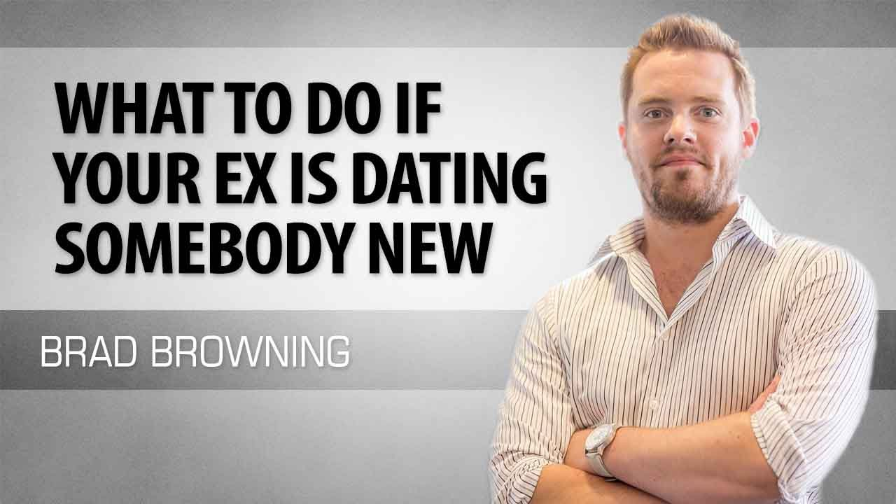 Ex is someone dating new already