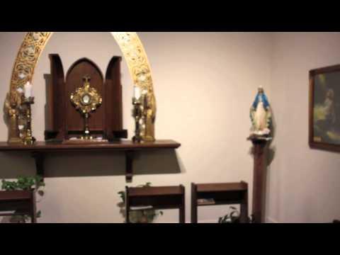 Eucharistic Adoration at Our Lady of Peace, Geneva NY