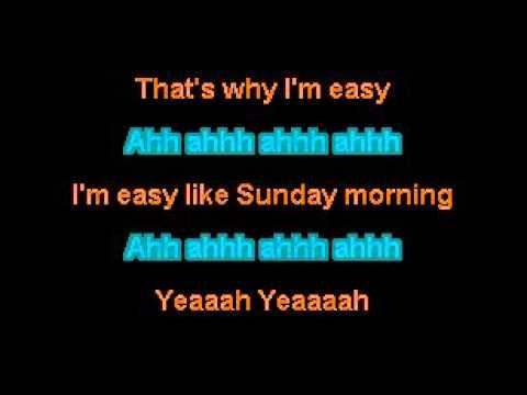 Faith No More - Easy (Karaoke)