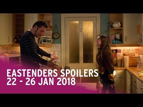 EastEnders spoilers: 22-26 January 2018