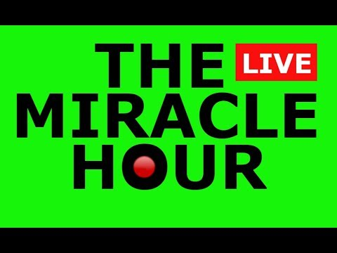The Miracle Hour: HE CAME TO SET THE CAPTIVES FREE, by Brother Carlos, deliverance prayers