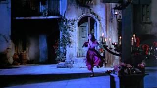 """Yvette Chauviré in """"Carosello napoletano"""" - 1954"""