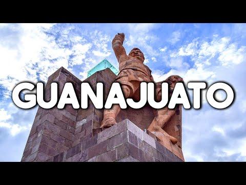 GUANAJUATO || Qué Lugares Visitar