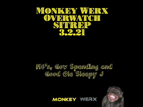 Monkey Werx Overwatch SITREP 3 2 21