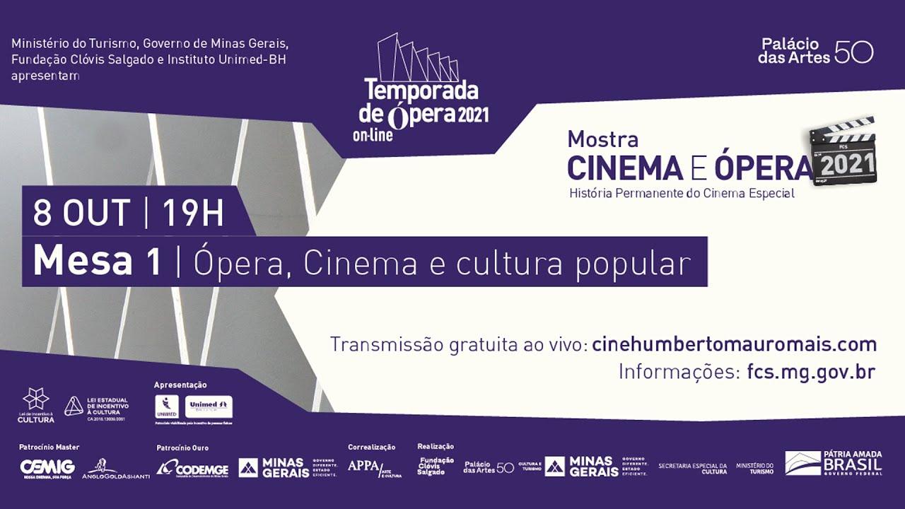 HISTÓRIA PERMANENTE DO CINEMA ESPECIAL |  Ópera, Cinema e cultura  popular