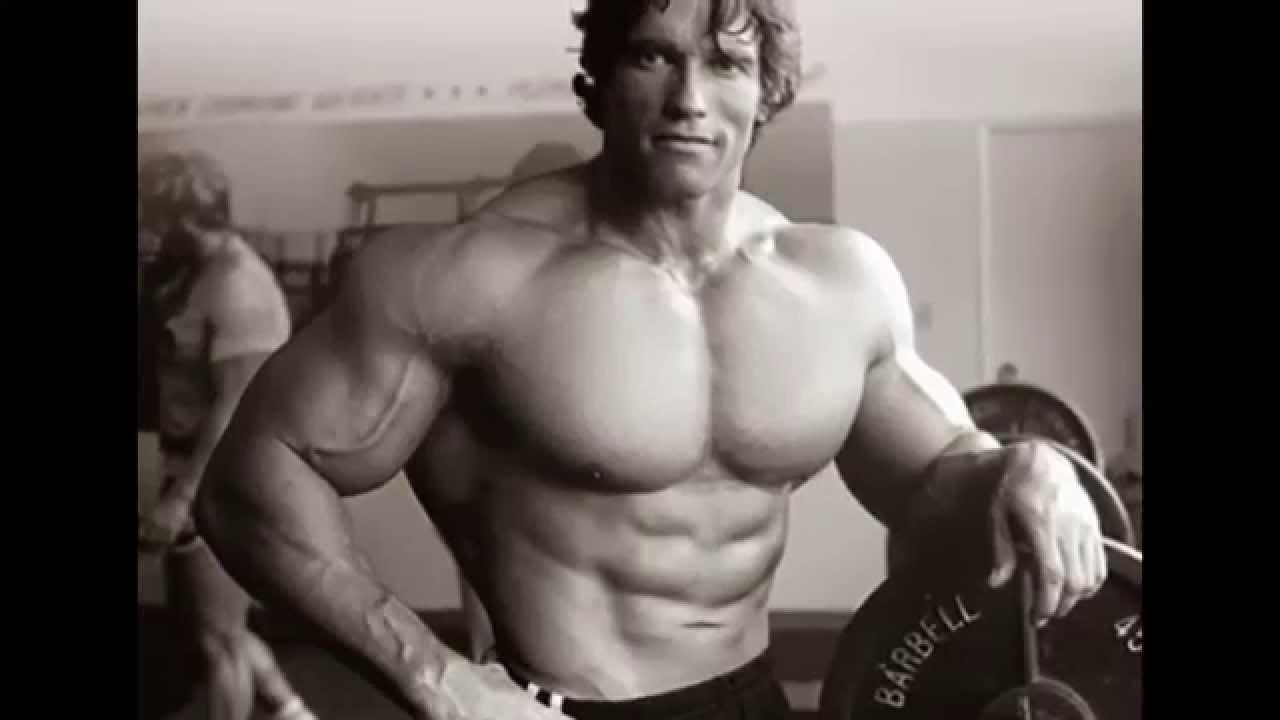 Arnold Schwarzenegger bodybuilding idol - YouTube