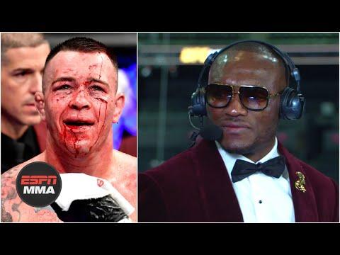 Kamaru Usman: I said I'd punish Colby Covington | UFC 245 Post Show | ESPN MMA