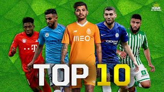 Top 10 Underrated Dribblers In Football 2020