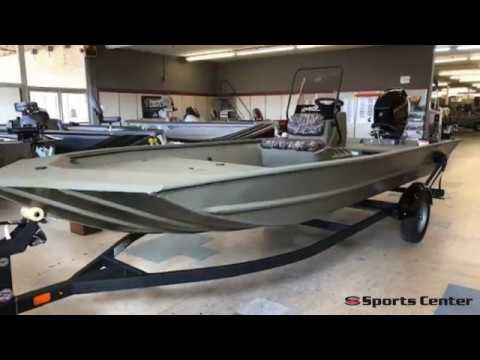 2019 Tracker® Boats Grizzly® 1860 CC | Aluminum Jon Boat For Sale In Perry, GA