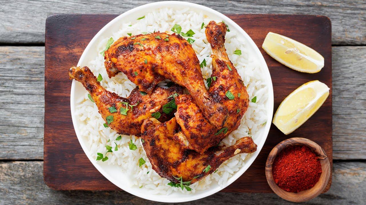 How To Make Tandoori Chicken