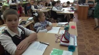 2016.12.04 Открытый урок русского языка в 4-м классе