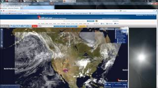 5/31/2012 -- Severe weather outlook = Tropics, West, Midwest, North, and South USA