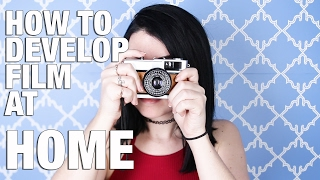 How To Develop Film At Home thumbnail