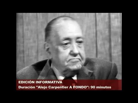 CARPENTIER, Alejo - A FONDO (EDICIÓN INFORMATIVA)