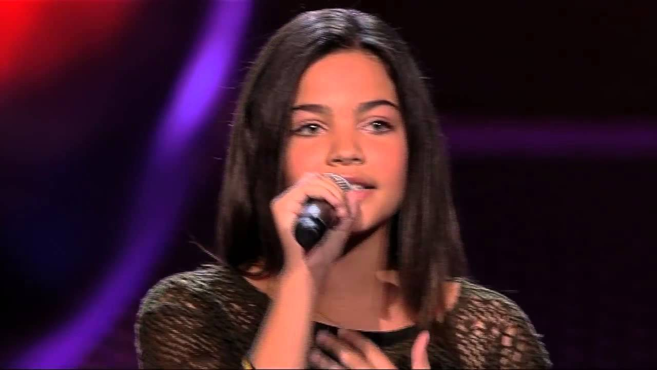 Chloe Sings Apologize By One Republic The Voice Kids