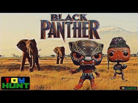 Toy hunting for Toys R Us exclusive Marvel Legends Black Panther Shuri & Klaw 2-pack!