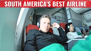 Review: Flying SOUTH AMERICA's BEST AIRLINE - LATAM 787 in Business Class!