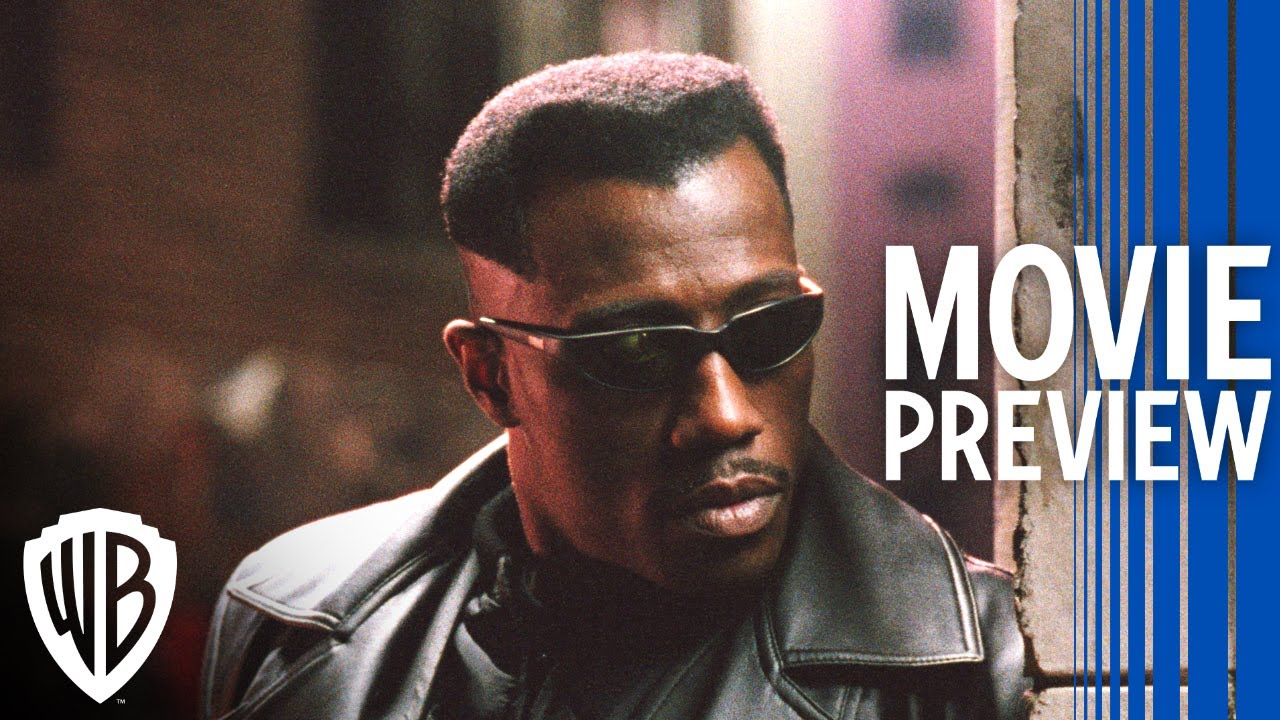 Download Blade   Full Movie Preview   Warner Bros. Entertainment