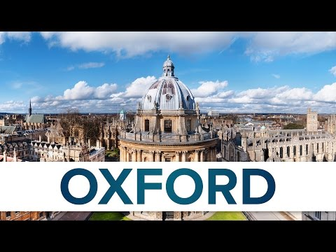 Top 10 Facts - Oxford // Top Facts