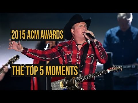 2015 ACM Awards - Top 5 Moments