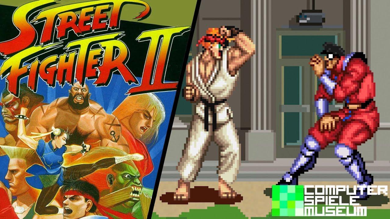 Street Fighter Spiele