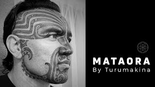 TA MOKO by Turumakina // Mataora Ta Moko on Ngarino Te Waati from Maori Movement