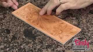 Download lagu Learning Leathercraft with Jim Linnell Lesson 4 Using A Pear Shader MP3