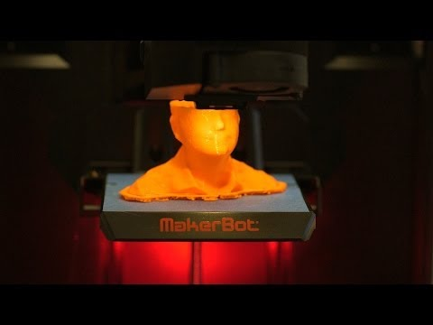 What Can You Make With a Home 3-D Printer?