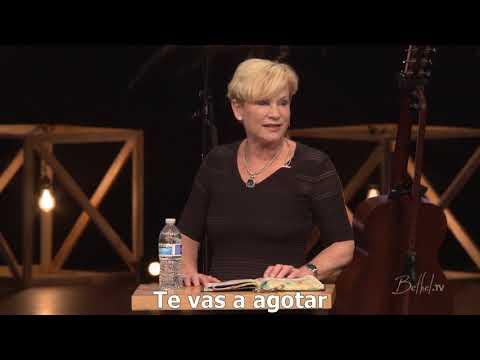 Heidi Baker -Predica en Español-Nunca te rindas