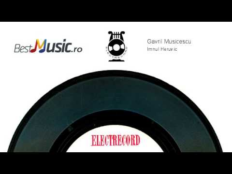 Gavril Musicescu Imnul Heruvic