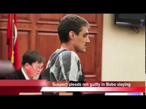 Zachary Adams pleads not guilty to killing Holly Bobo