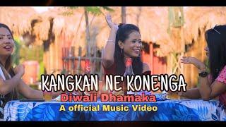 Diwali Special || a official Video|| Kangkan Ne' Kone'nga || Jitu Padi || Dinesh Kaman || Bipul Mili