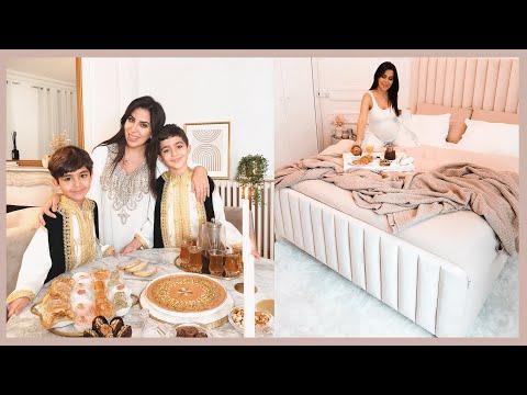 Room Tour🌟  Idées déco chambre à coucher 🌟Bedroom makeover 🌟Mouloud à Paris
