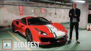 Meet The Most Exclusive Ferrari 488 Pista | Eᴘ67: Bᴜᴅᴀᴘᴇsᴛ
