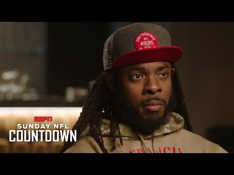 Richard Sherman Is Giving Hope To Incarcerated Youths | NFL Countdown