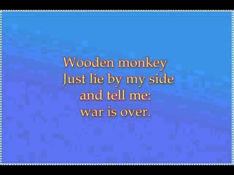 Irakli Charkviani - Wooden Monkey (Lyrics)