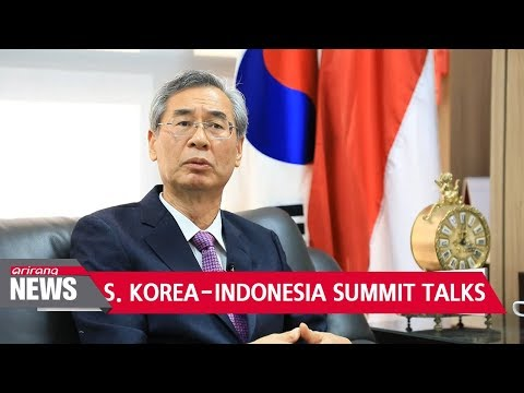 President Moon visits Indonesia to discuss economic and defense cooperation