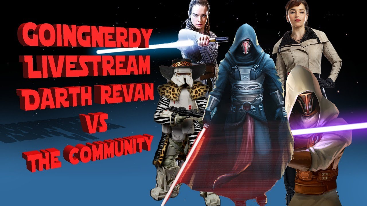 When is revan coming to SWGOH - cinemapichollu
