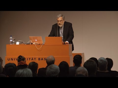 Prof. Anthony Grafton | Basel History Lecture 2018