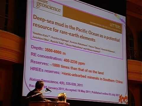 International Syposium Rare Earth - Presentation by Prof Chun Hua Yan